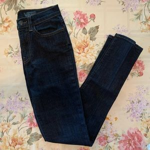 Vans High Waisted Skinny Jeans